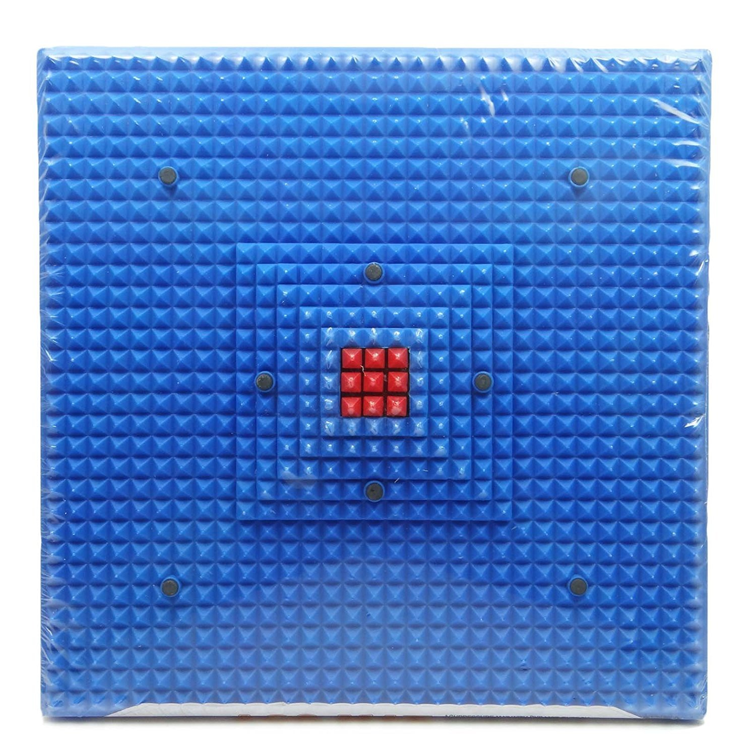 Acupressure Reflexology Magnetic Pyramidal Therapy Energy Pain Relief Power Foot Health Deluxe Mat for Acupressure Health Care Systems Hyderabad
