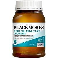 Blackmores Odourless Fish Oil Minis, 400ct