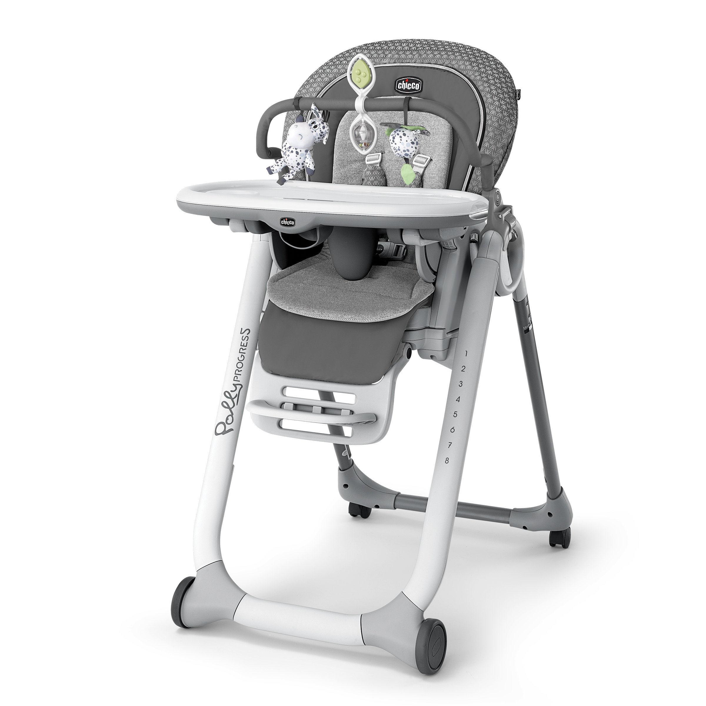 Chicco Progress Relax Highchair, Silhouette by Chicco