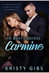 The Moretti Brothers: Carmine Kindle Edition