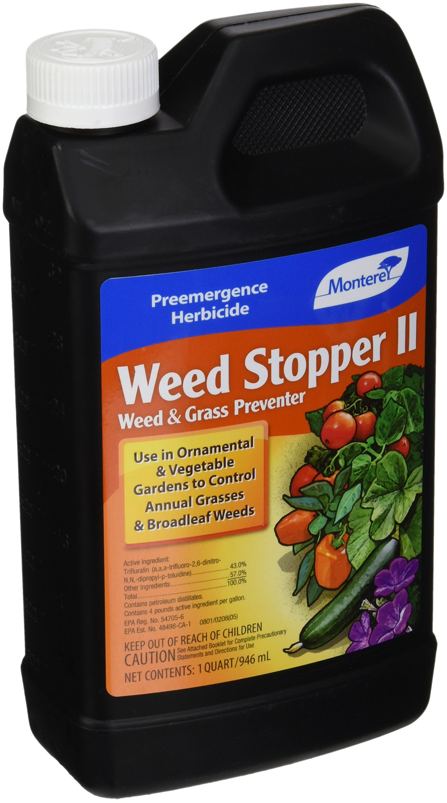 Monterey Weed Stopper II With Trifluralin 32oz