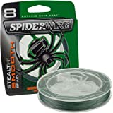 SpiderWire Stealth Smooth Superline Braid Fishing Line
