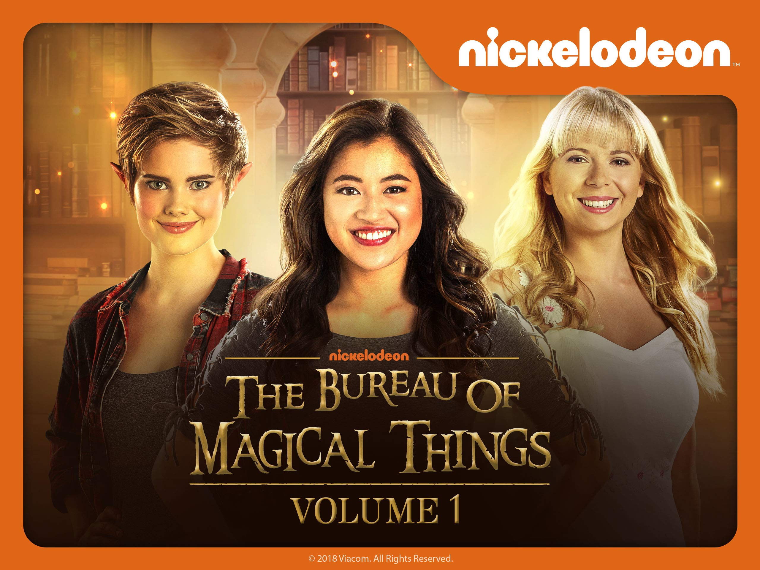 Amazon the bureau of magical things season amazon digital