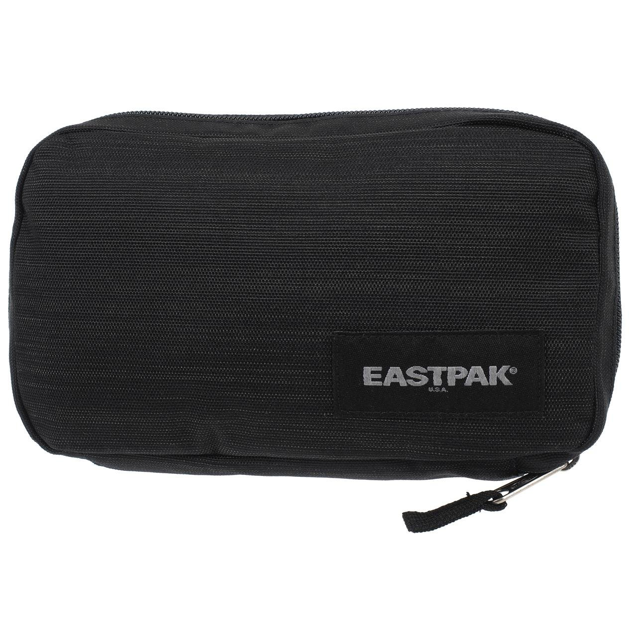 Eastpak Ruffer Single Estuche, Diseño Linked, Color Negro 5415187713813