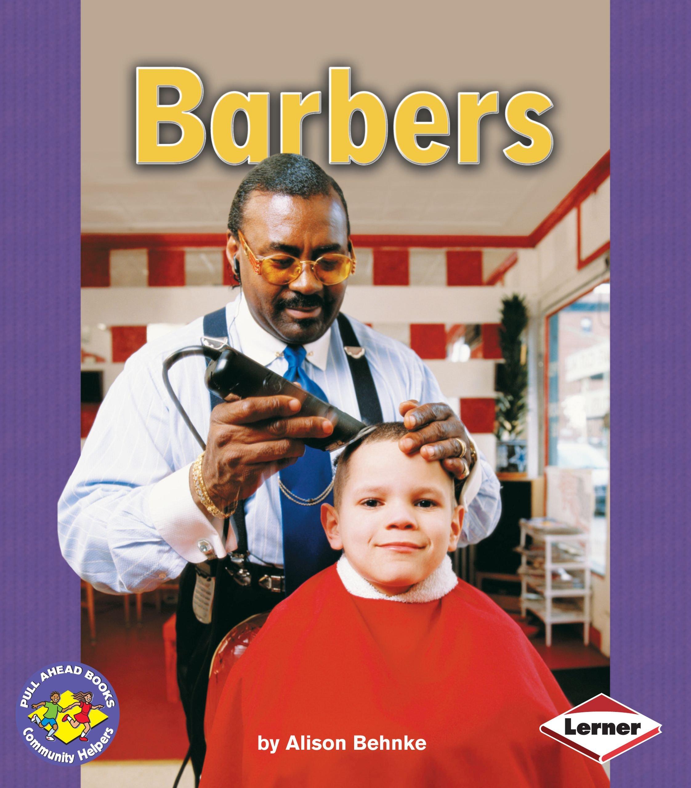 Barbers (Pull Ahead Books) PDF