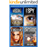 MARK KANE MYSTERIES: BOOKS 5 - 8: A Private Investigator CLEAN MYSTERY & SUSPENSE SERIES with more Twists and Turns than a Roller Coaster