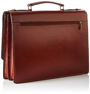 Bags4less Erwachsene Tasche Herrentasche braun Unisex Laptop r5wYqrxS