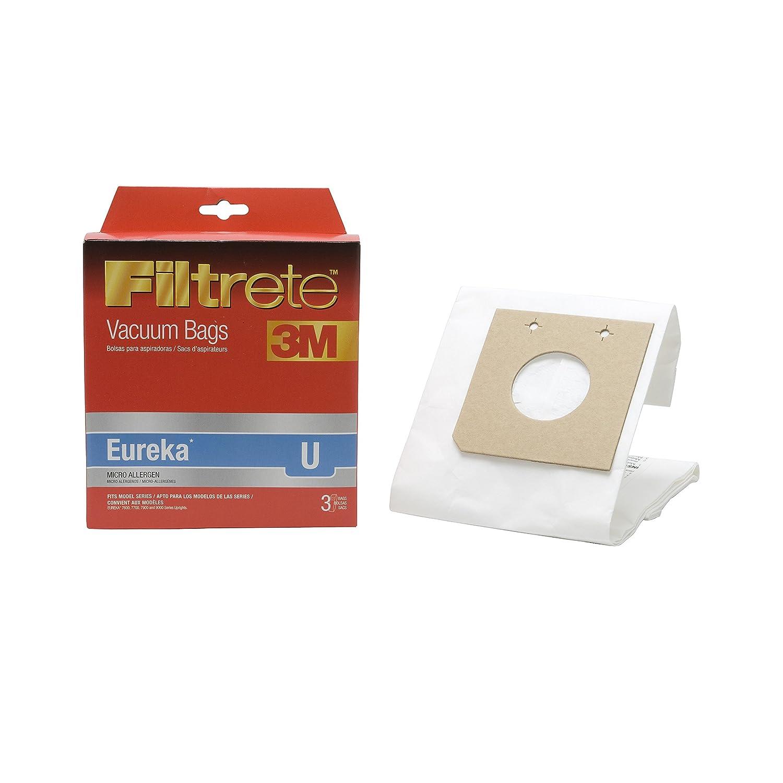 3M Filtrete Eureka U Micro Allergen Vacuum Bag