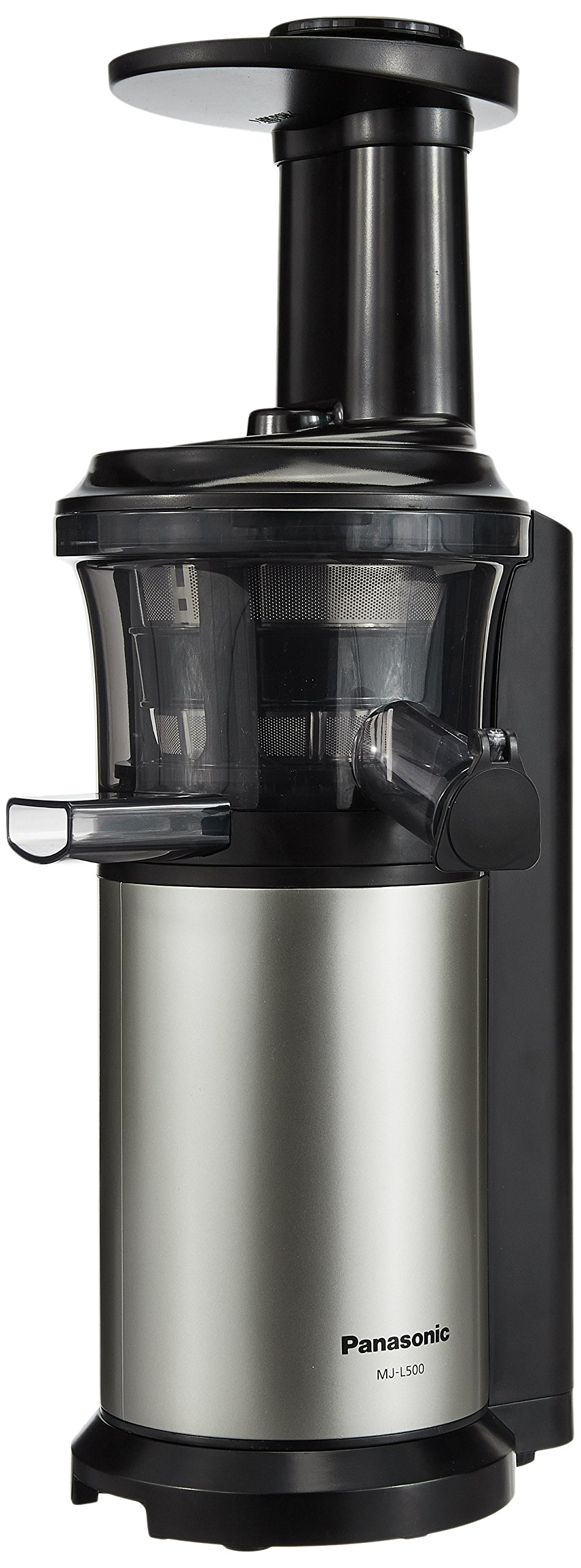 10. Panasonic MJ-L500 Cold Press Slow Juice