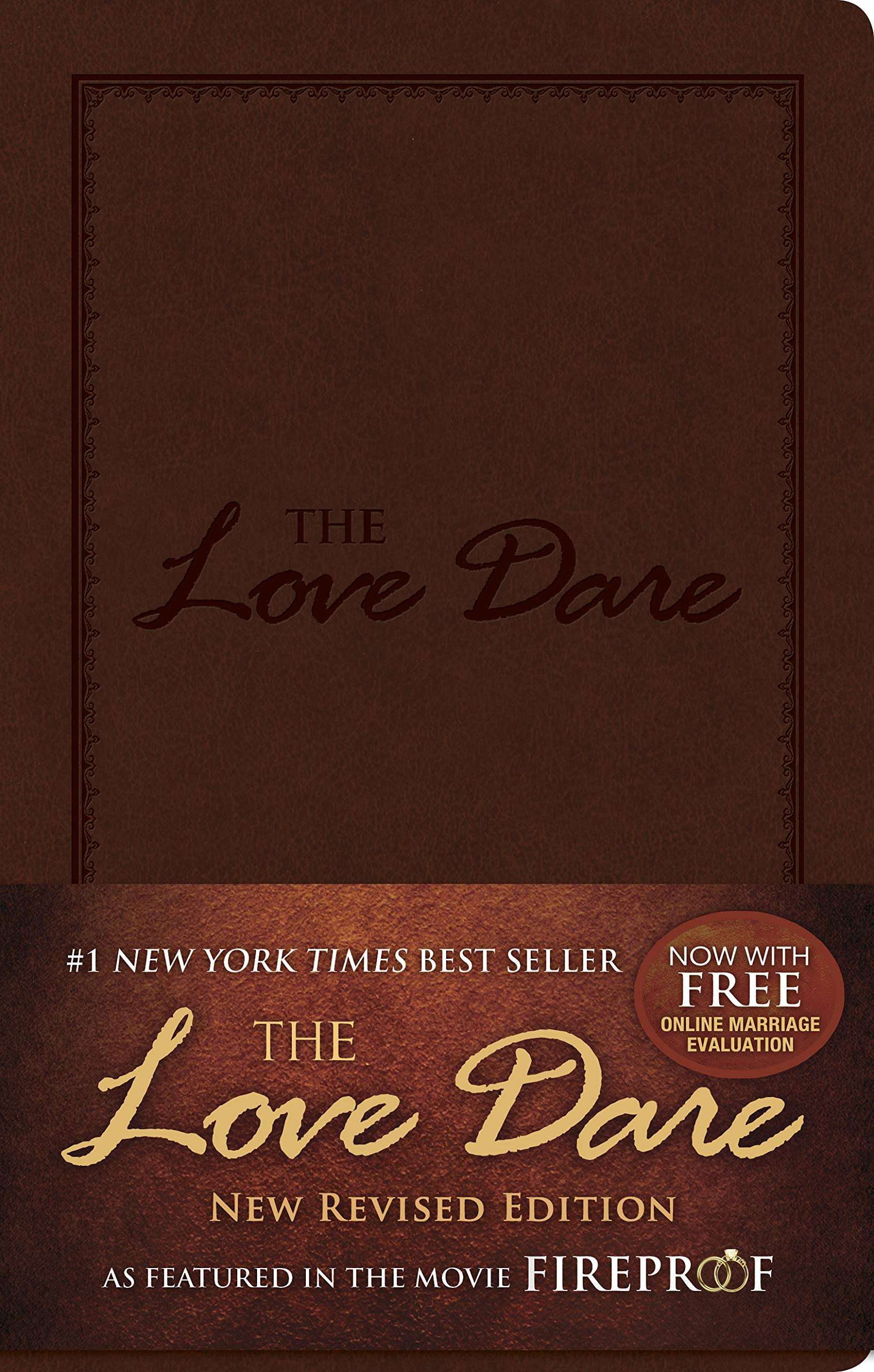 Love Dare LeatherTouch Alex Kendrick product image