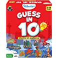 Skillmatics Card Game : Guess in 10 States of America | Gifts, Stocking Stuffer for 8 Year Olds and Up | Super Fun for Travel