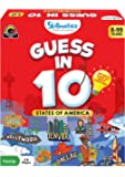 Skillmatics Guess in 10 States of America - Card Game of Smart Questions for Kids & Families | Super Fun & General…