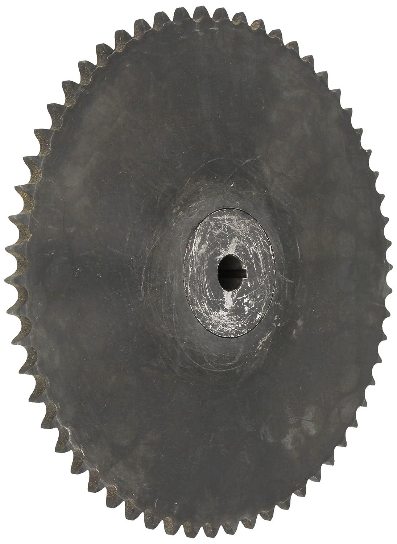 #60 ANSI No. 1-1//8 Bore 3//4 Pitch 1-1//8 Bore H60B18F-1B Tsubaki 60B18F-1B Finished Bore Sprocket 18 Teeth Single Strand 3//4 Pitch Inch