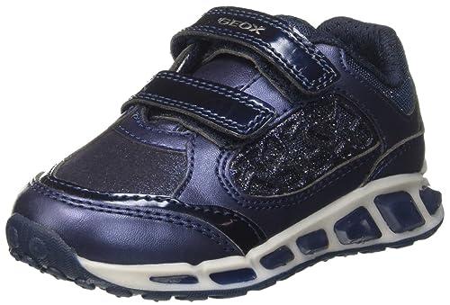Geox J Shuttle A, Zapatillas para Niñas: Amazon.es: Zapatos y complementos