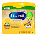 Amazon Price History for:Enfamil Infant Non-GMO Baby Formula, 20.5 Oz. Tub (Pack of 4)