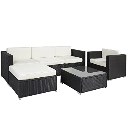 Amazon Com Best Choice Products 6pc Outdoor Patio Garden Furniture