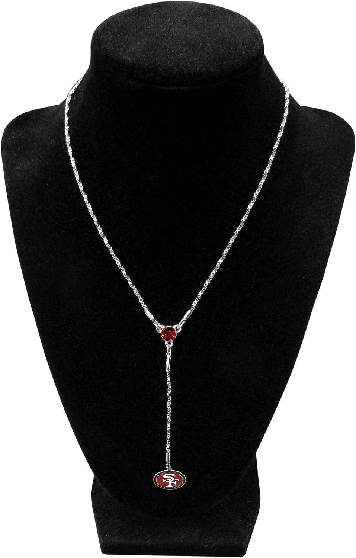Siskiyou Gifts Philadelphia Eagles Lariat Necklace