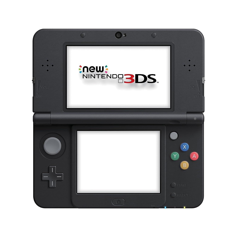 Nintendo 2ds Black Friday >> Nintendo Handheld Console 3ds New Nintendo 3ds Black Amazon Co