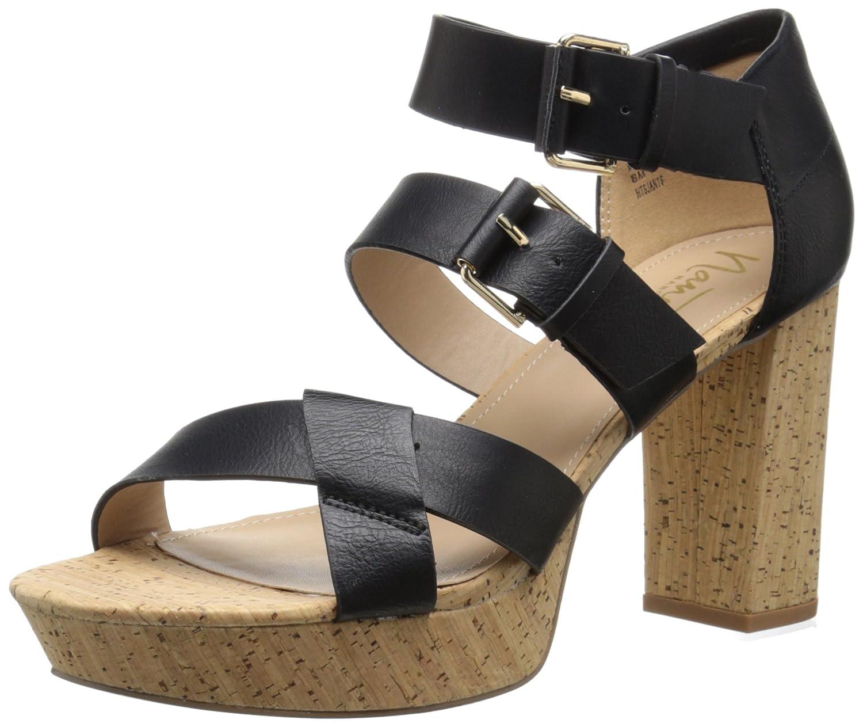 Nanette Nanette Lepore Women's Vivienne-N Platform Dress Sandal B017DWWSYS 6.5 B(M) US|Black