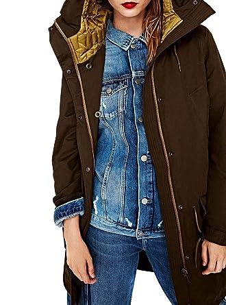 Pepe Parka Femme accessoires Vêtements Jeans Brenda et rUCExwrnqT