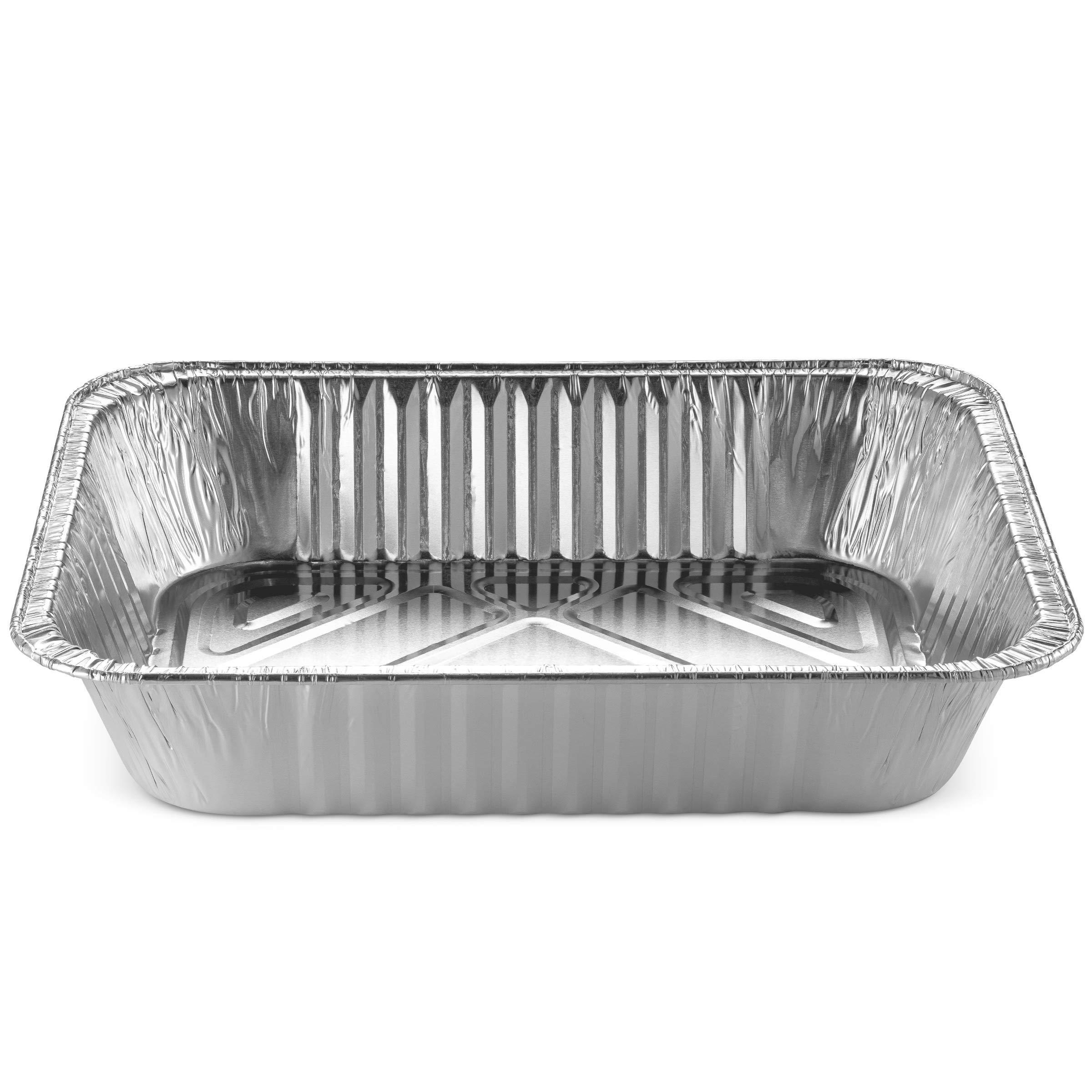 Nyhi 9 X 13 Quot Aluminum Foil Pans 30 Pack Durable
