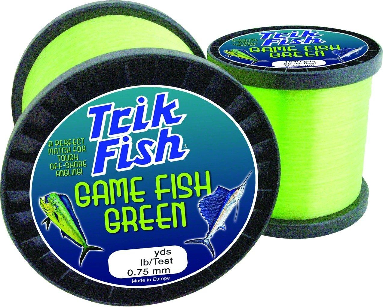 Trik Fish GFG1LB04001 Flo Green Mono