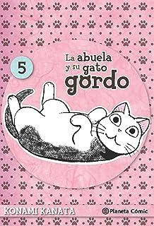 La abuela y su gato gordo nº 05/08 (Manga Josei)