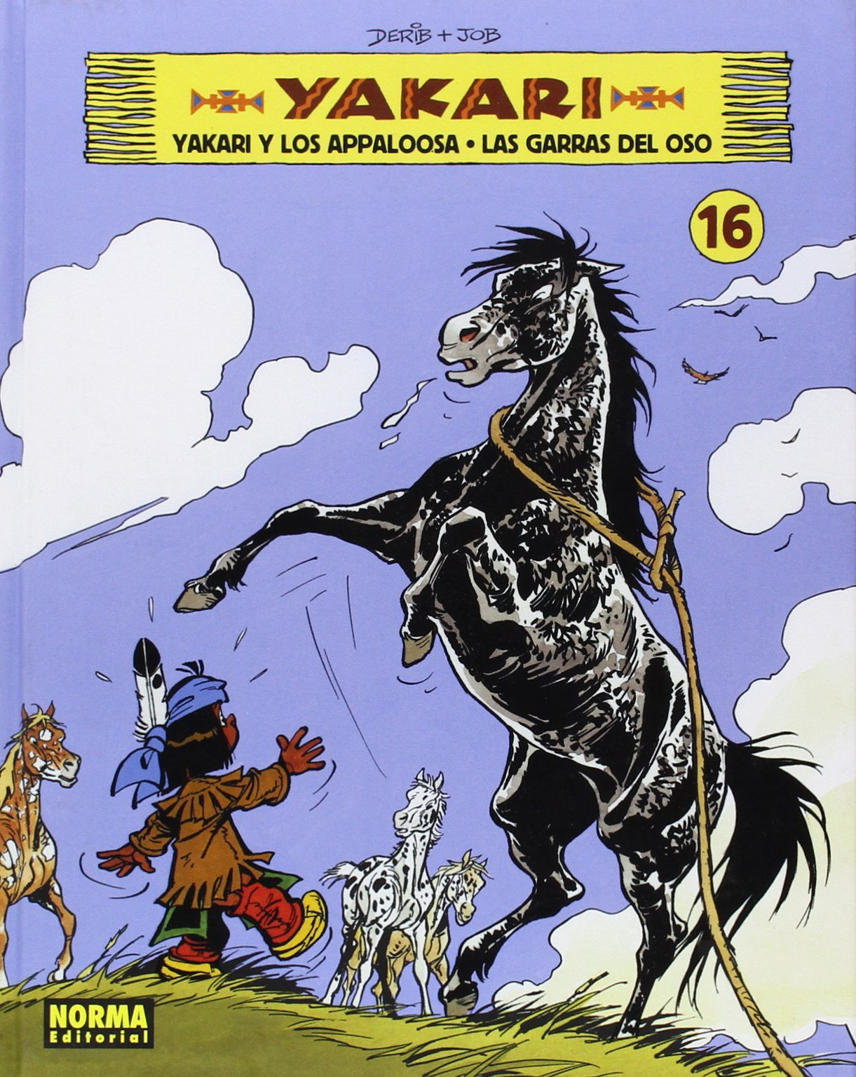 Download Yakari 16 pdf epub