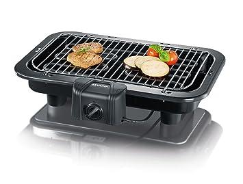 Severin Elektrogrill Bedienungsanleitung : Severin barbecue grill 9745 000 50 8 x 12 4 x 39 8 cm schwarz pg
