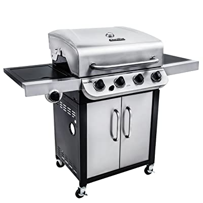 Char-Broil Performance 475 4-Burner Cabinet Liquid Propane Gas Grill