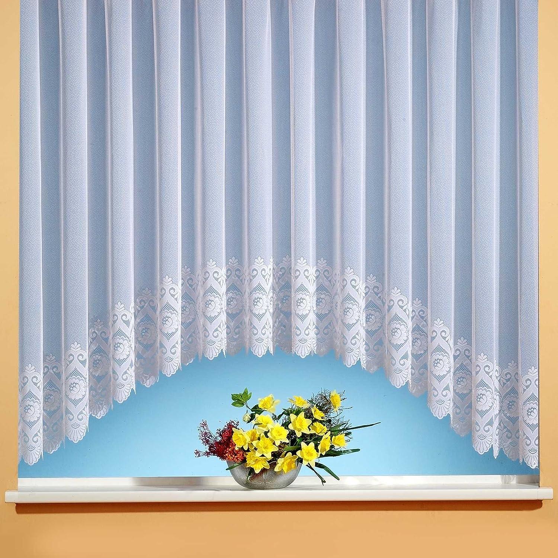 Exquisit Fertigstores Ideen Von Iovivo Blumenfensterstore Miriam Mit C Bogen +