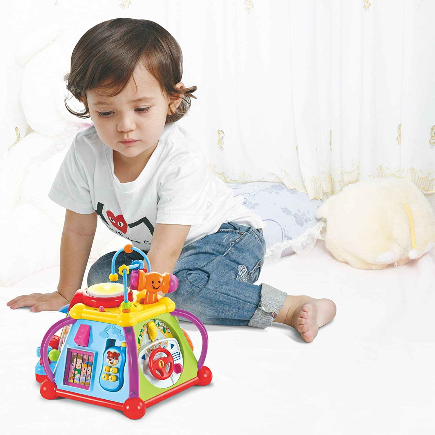 Tippi Musical Activity Centre Amazon Toys & Games