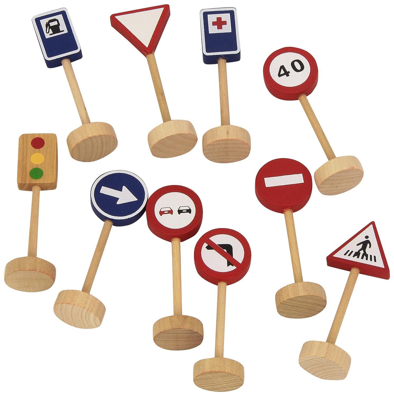 Goula 50211 Sac Panneaux de circulation 16 u