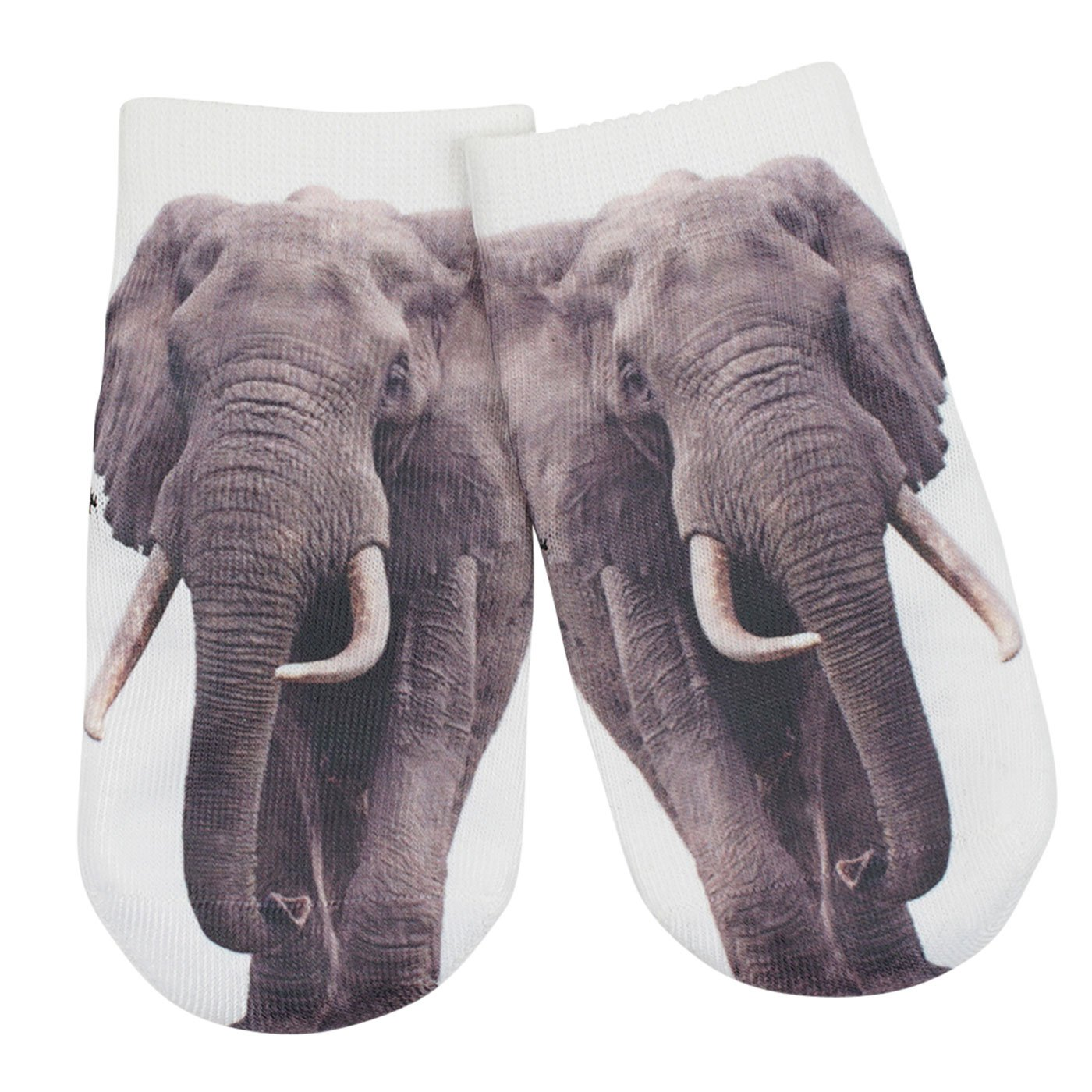 Funky Soft Unique Baby Gifts Elephant Fun Cute Baby Socks 100/% comfort guarantee