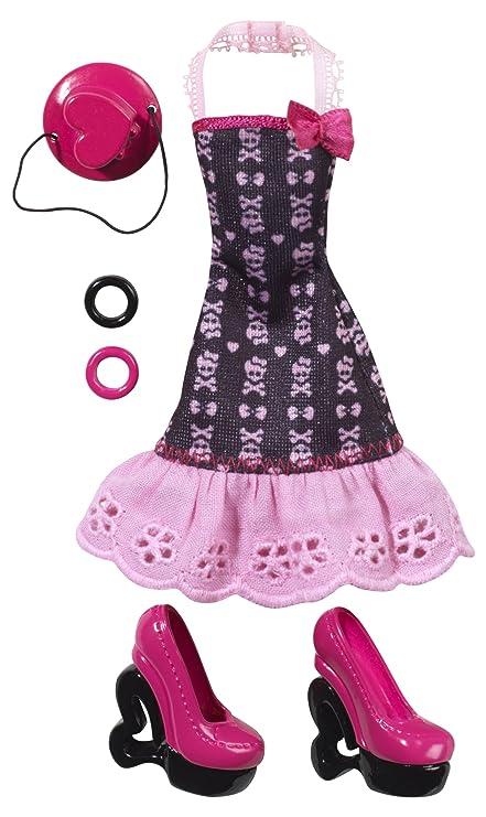 Monster High Draculaura Basic Fashion Pack