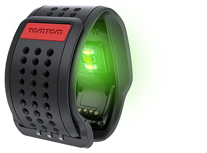 Amazon.com: TomTom Runner Cardio Watch Black/Black, One Size ...