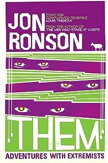 The Men Who Stare At Goats: Amazon co uk: Jon Ronson