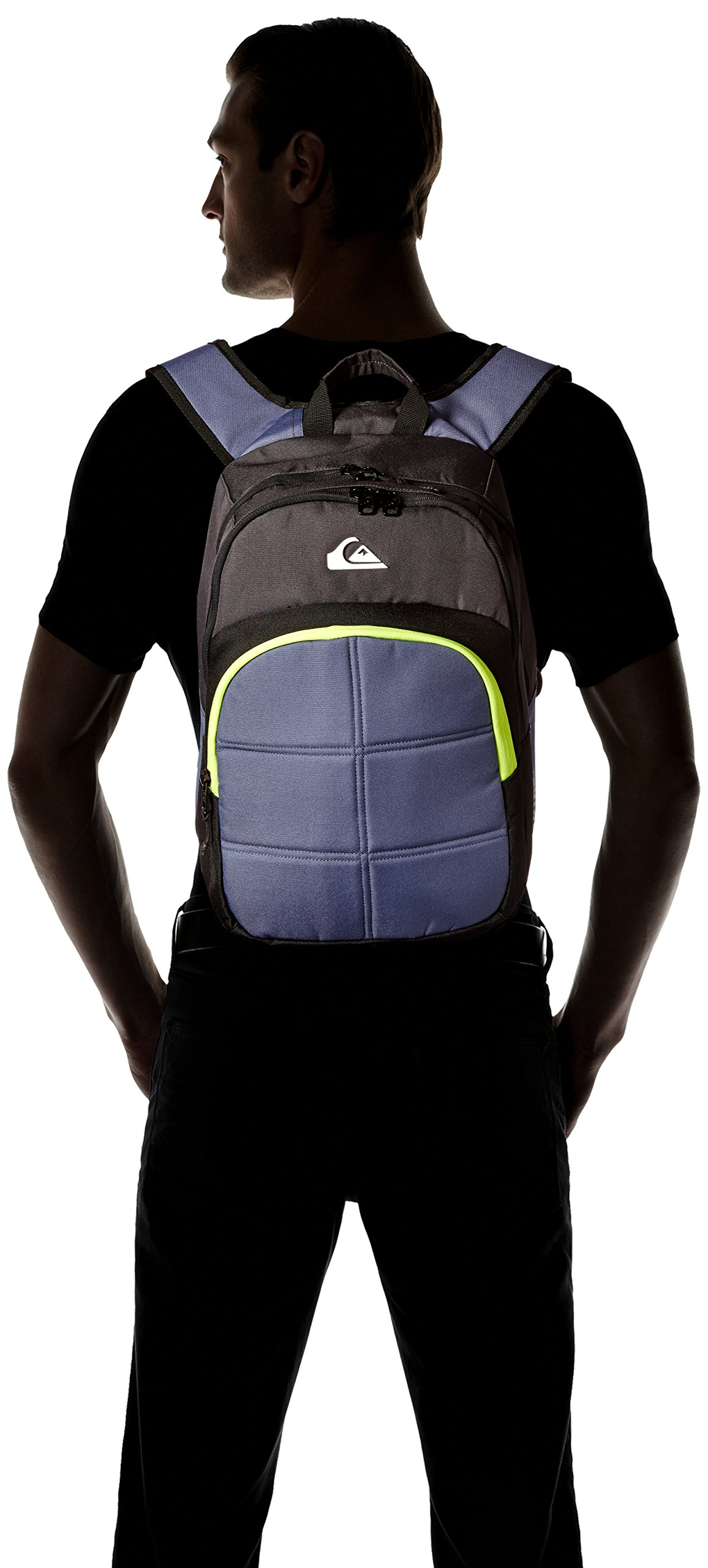 Quiksilver Unisex Burst Backpack, Night Shadow Blue, One Size by Quiksilver (Image #5)