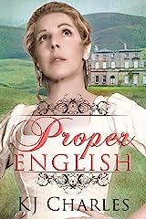 Proper English Kindle Edition