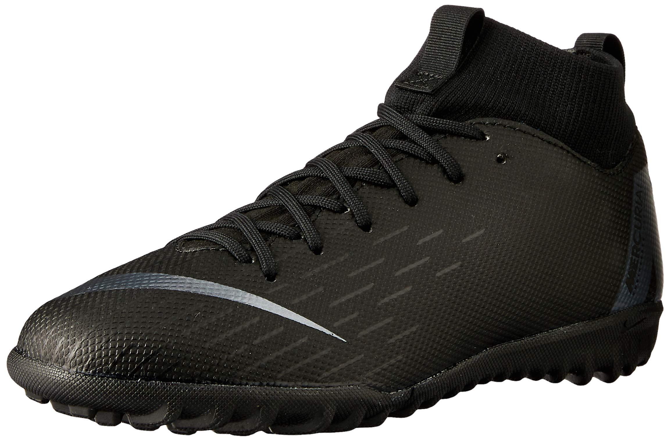 Nike Jr. MercurialX Superfly VI Academy Little/Big Kids' Turf Soccer Shoe (4.5 Big Kid M)