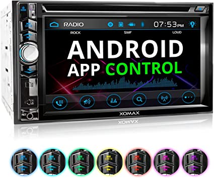 Xomax Xm 2d6224 Autoradio Con Schermo Touch Screen 15 7 Cm 6 2