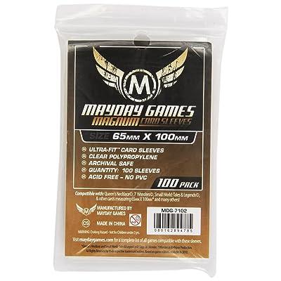 Magnum 65mm 7 Wonders Copper Sleeve: Toys & Games