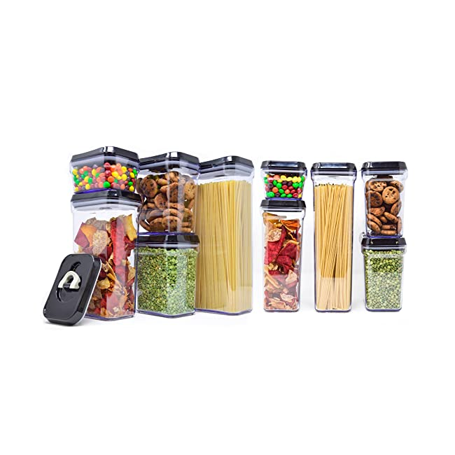 [10-Piece Set] Royal Air-Tight Food Storage Co...