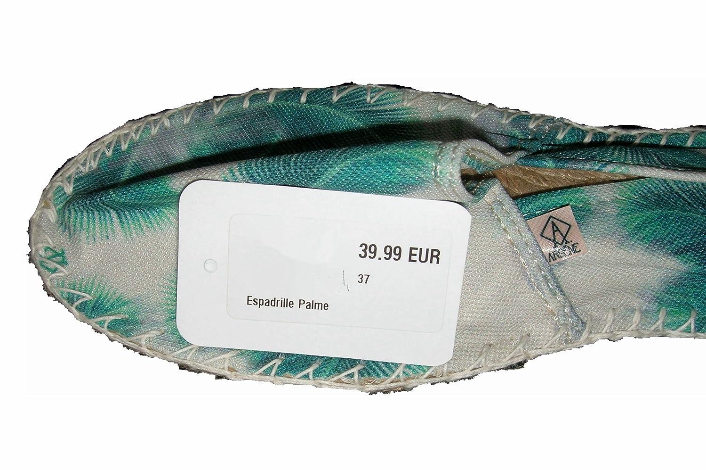 0a7492526455e fabrique de france Modèle 2018 Espadrilles de Fabrication Française (Arsene)  100% Matériaux naturels JUNGL36  Amazon.fr  Chaussures et Sacs