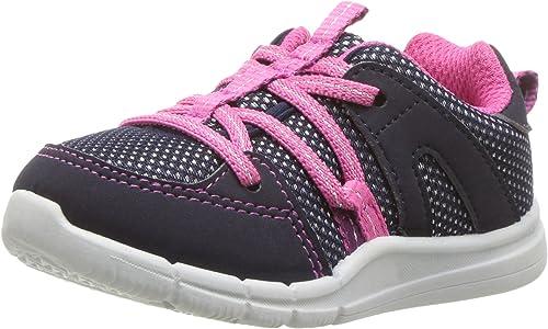OshKosh BGosh Kids Sahara Boys and Girls Mesh Slip-on Athletic Sneaker