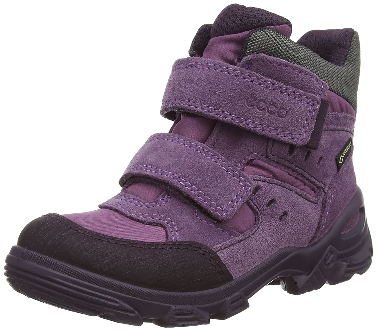 ECCO Snowboarder, Girls' Slouch Ankle Boots, Purple (Night Shade/Grape), 10  UK (28 EU): Amazon.co.uk: Shoes & Bags