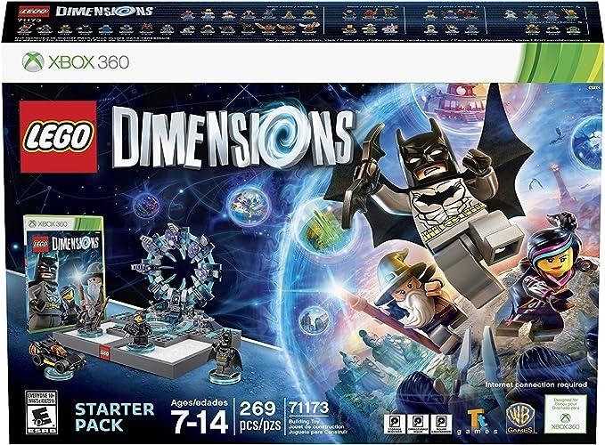 Take-Two Interactive LEGO Dimensions - Juego (Xbox 360): Amazon.es: Videojuegos
