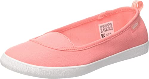 adidas neo cloudfoam pure laufschuhe für damen pink