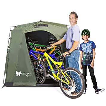 Space-Saving Outdoor Storage Shed Tent Stores Bicycles Tools storage Toys  sc 1 st  Amazon.com & Amazon.com : Space-Saving Outdoor Storage Shed Tent Stores ...
