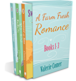 A Farm Fresh Romance Series 1-3 (A Farm Fresh Romance Box Set)